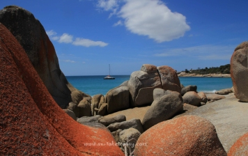 Cape Barren Island, Jamieson Bay