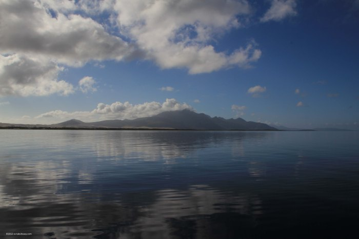 Strzelecki Peaks - Flinders Island