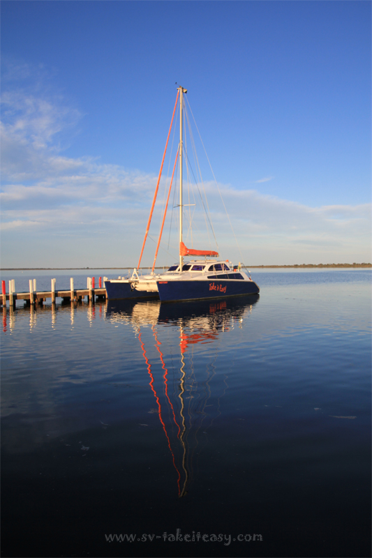 Take It Easy in the Gippsland Lakes