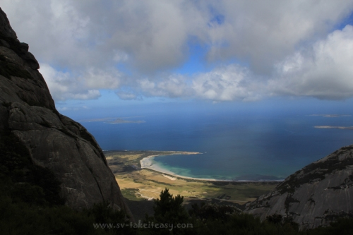 Cloudbase at Strzeleckis, Flinders Island