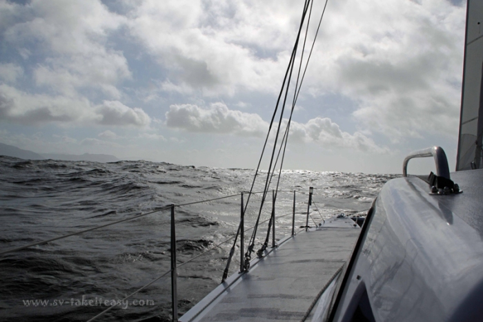 Southern Ocean swell