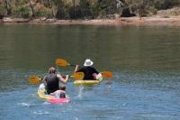 Dangers on kayaks