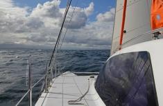 Underway to Jervis Bay