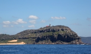 Barrenjoey Head, marking the entrance to Broken Bay