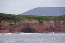 Cave at Zit Bay