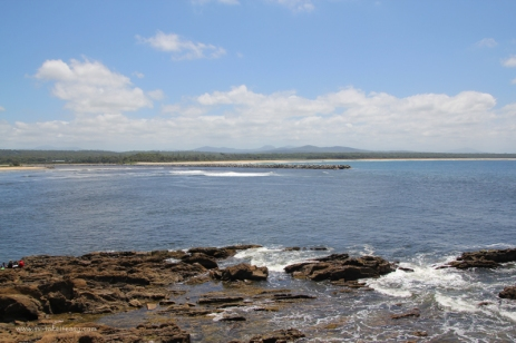 Moruya River Heads