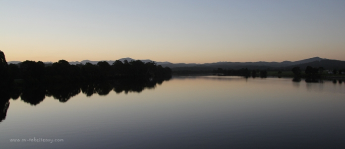 Panoramic Moruya