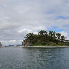 Snapper Island anchorage