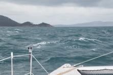 Windy passage