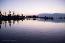 Lakes Entrance at dawn