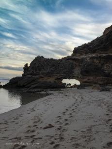 Blairgowrie back beach