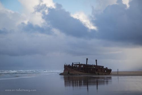 Maheno, Fraser Island