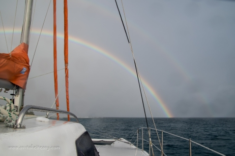 Rainbow at Lady Eliott
