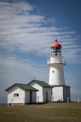 Bustard Head lighthouse