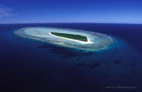 Mastead Island Aerial