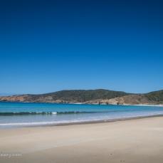 Wreck Bay, Great Keppel Island