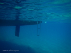 Under the water line