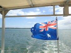 Ferry ride to Yamba