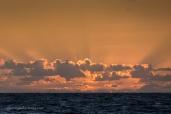Sunrise over Hervey Bay
