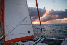 Dawn on the way to Bundaberg