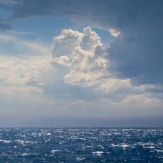 Severe thunderstorm warning off the Illawarra