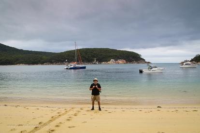 Refuge Cove Sailor
