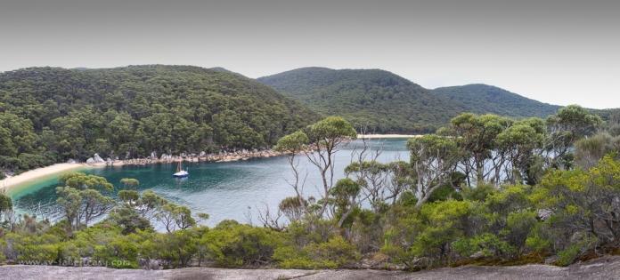 Refuge Cove Panoramic