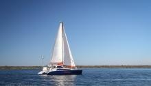 Metung sail