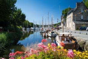 Old harbour of La Roche-Bernard