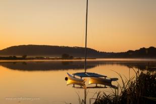 La vilaine at dawn