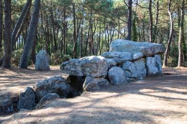 Dolmen of Mané Kerionned