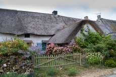 Thatched houses of Breca