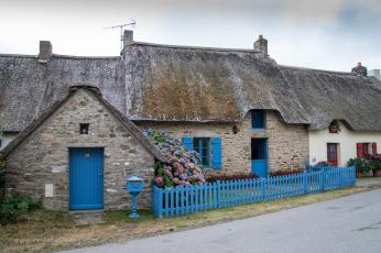 Breton houses of Breca
