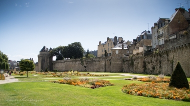 Vannes - the walled medieval city