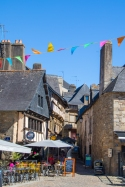 Auray's medieval houses