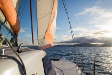 Approaching Wilsons Promontory