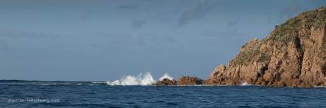 Cape Woolamai from the ocean