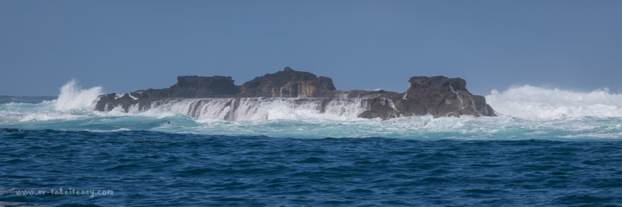 Seal Rocks off Phillip Island