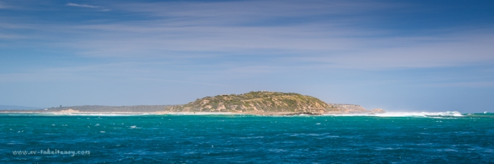 Point Nepean from the Rip