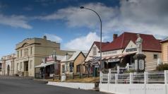 Stanley's main street