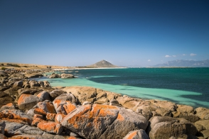 The colours of Bass Strait Islands