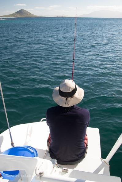 Gone fishing Greg