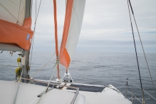 Pretending to sail