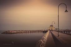 St Kilda Pier, f/11, 200 Sec, ND15, ISO 100