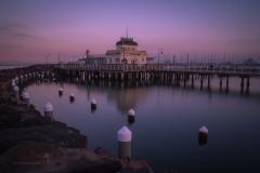 St Kilda Pier at dawn - Long exposure