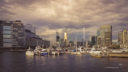 Melbourne city skape