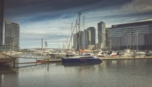 SV-takeiteasy at Docklands