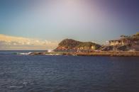 Lion Island from Pearl Beach