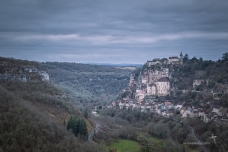 Rocamadour, medieval village