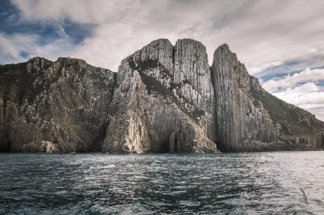 Imposing Cape Pillar
